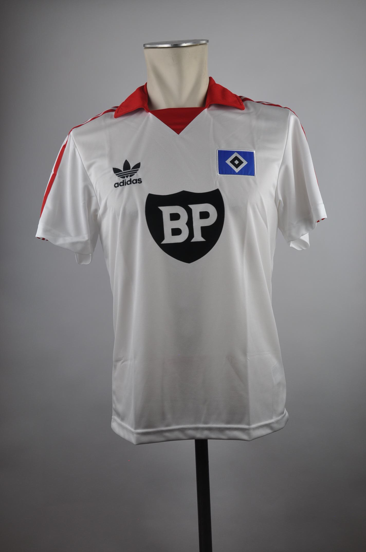 80er jahre hsv retro trikot gr s hamburg adidas originals. Black Bedroom Furniture Sets. Home Design Ideas